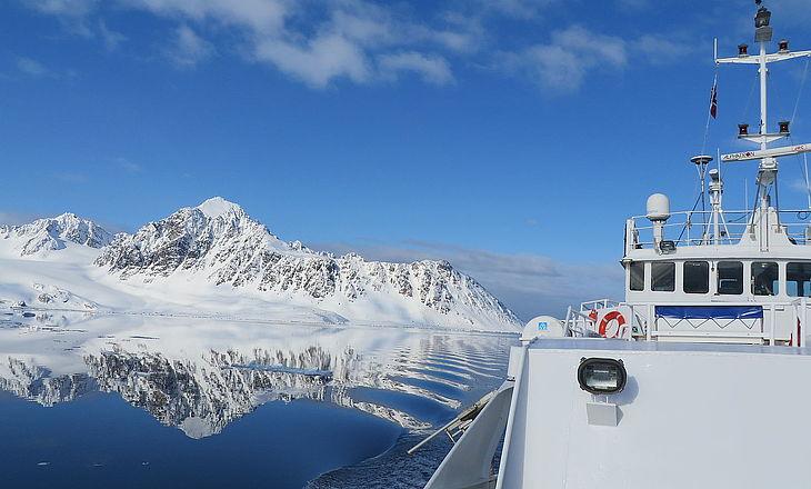 Klettergurt Skitouren : Skitouren kreuzfahrt spitzbergen ms polaris norwegen